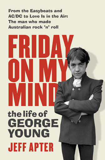 Friday on My Mind by Jeff Apter book