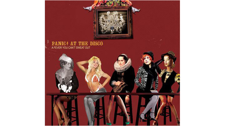 720x405 37. Panic At the Disco A Fever You Cant Sweat Out 2005