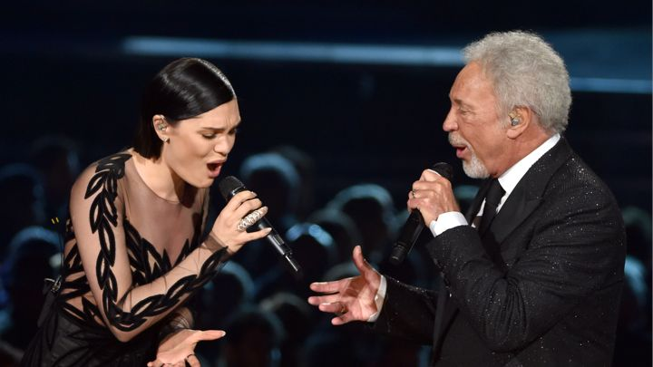 720x405 Tom jones Jessie J