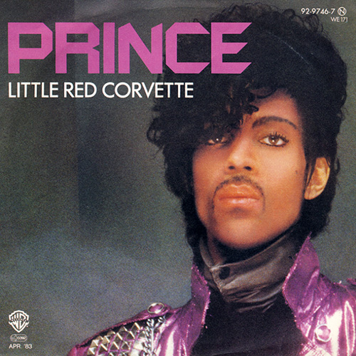 Prince Little Red Corvette