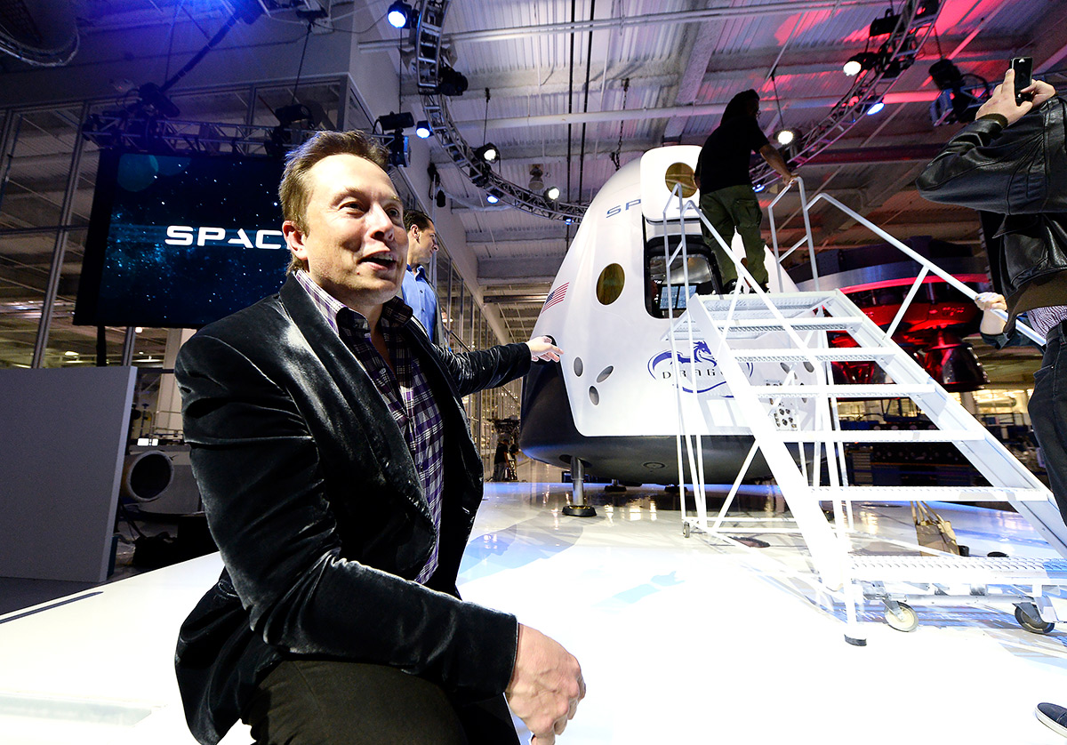 musk space
