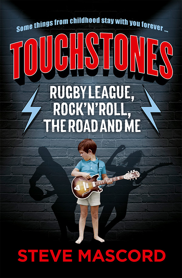 touchstones cover