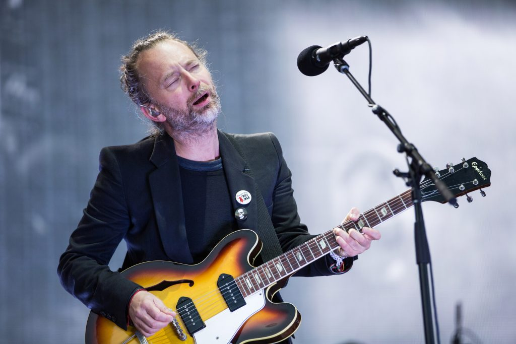 Radiohead Adds Extended 'Treefingers,' Rare Remixes to Band's Public Library