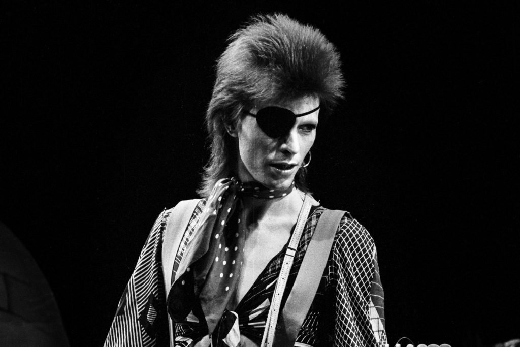 David Bowie Live LP 'I'm Only Dancing (The Soul Tour 74)' Set for Record Store Day