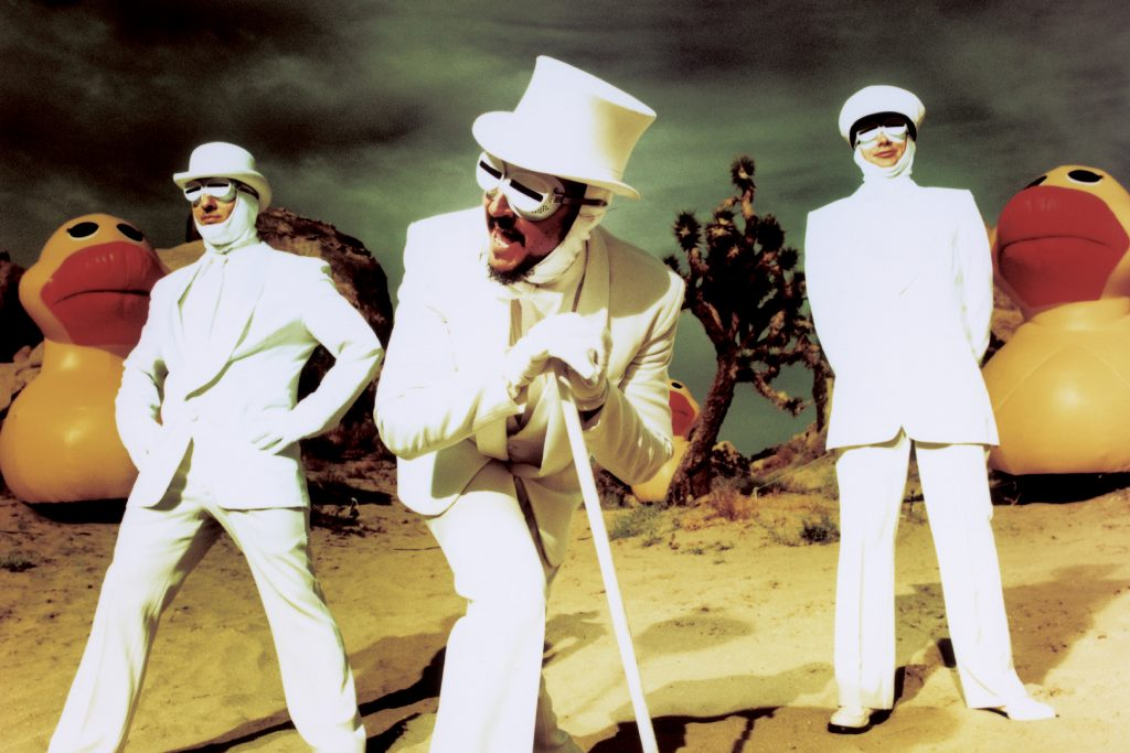 Les Claypool on Primus' Rush Covers Tour: 'It's About Admiration for These Amazing Musicians'