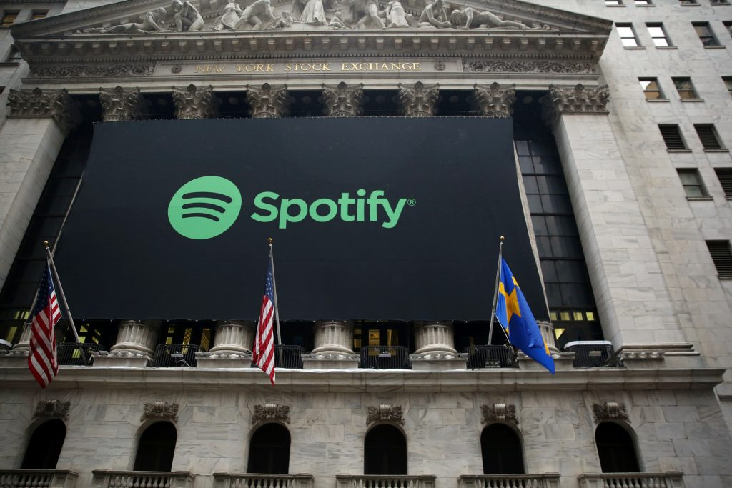 Who Really Owns Spotify?