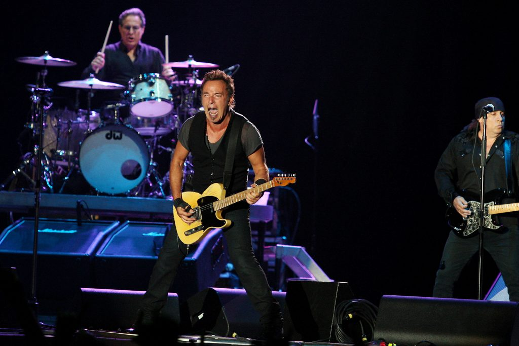 Hear Bruce Springsteen Perform 'Expressway to Your Heart' on New 2009 Live LP