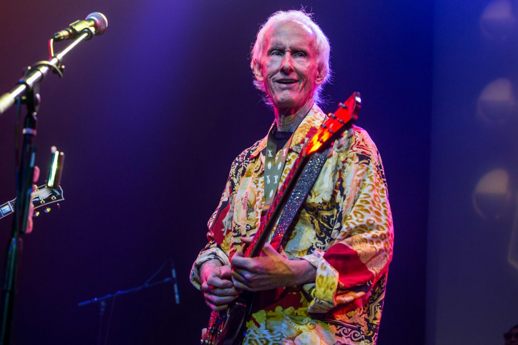 The Doors' Robby Krieger Preps First Solo Album in 10 Years