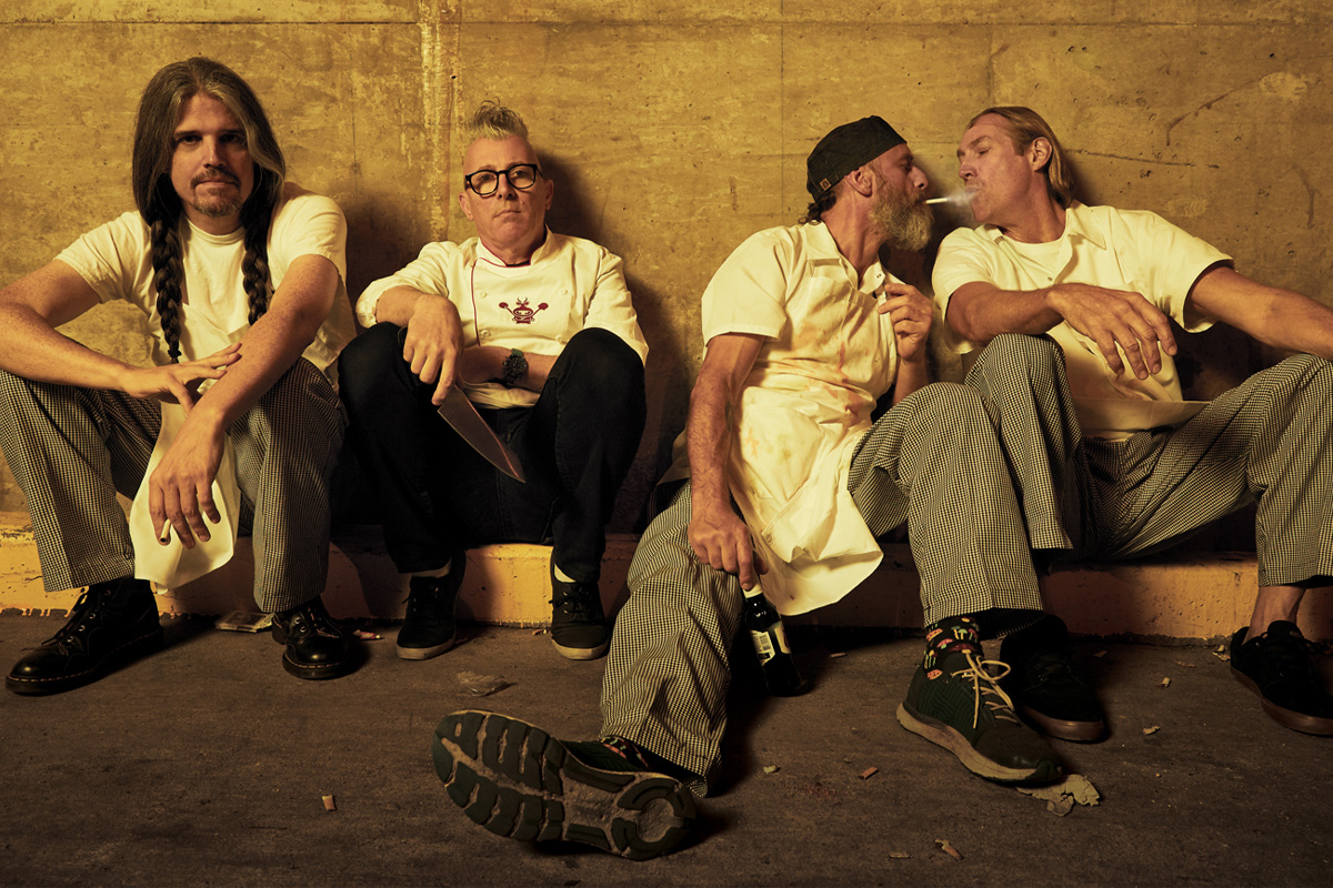 """Watch Tool debut 15-minute song """"7empest"""" in Sydney"""