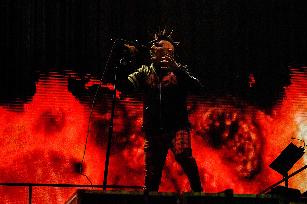 Tool Make a More than Welcome Return with A Melbourne Headline Show