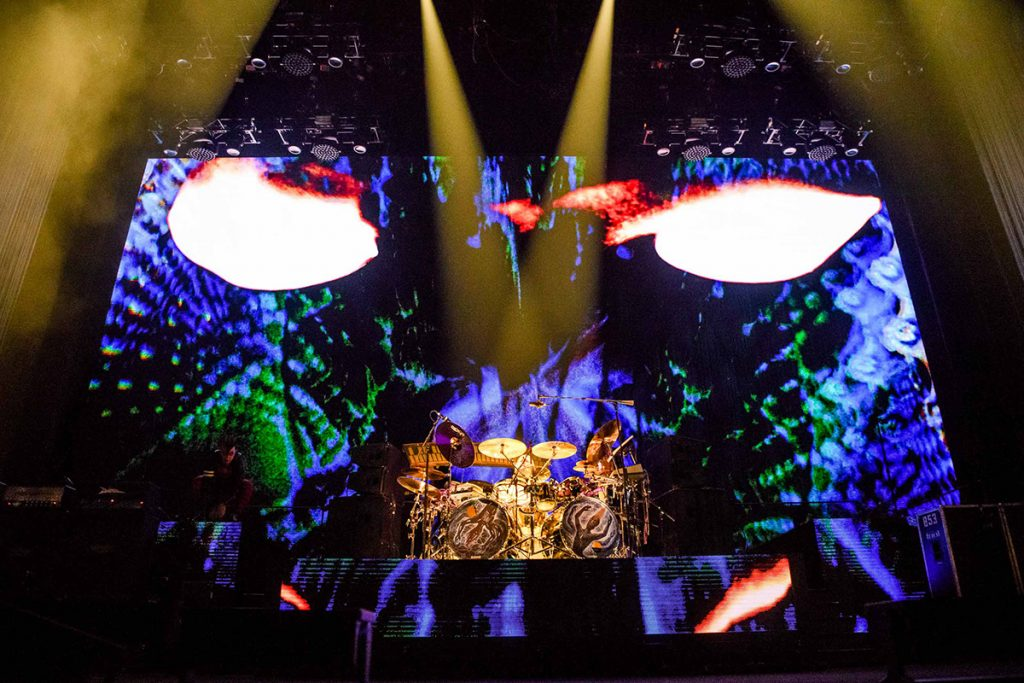 Image of Tool performing Sydney in 2020