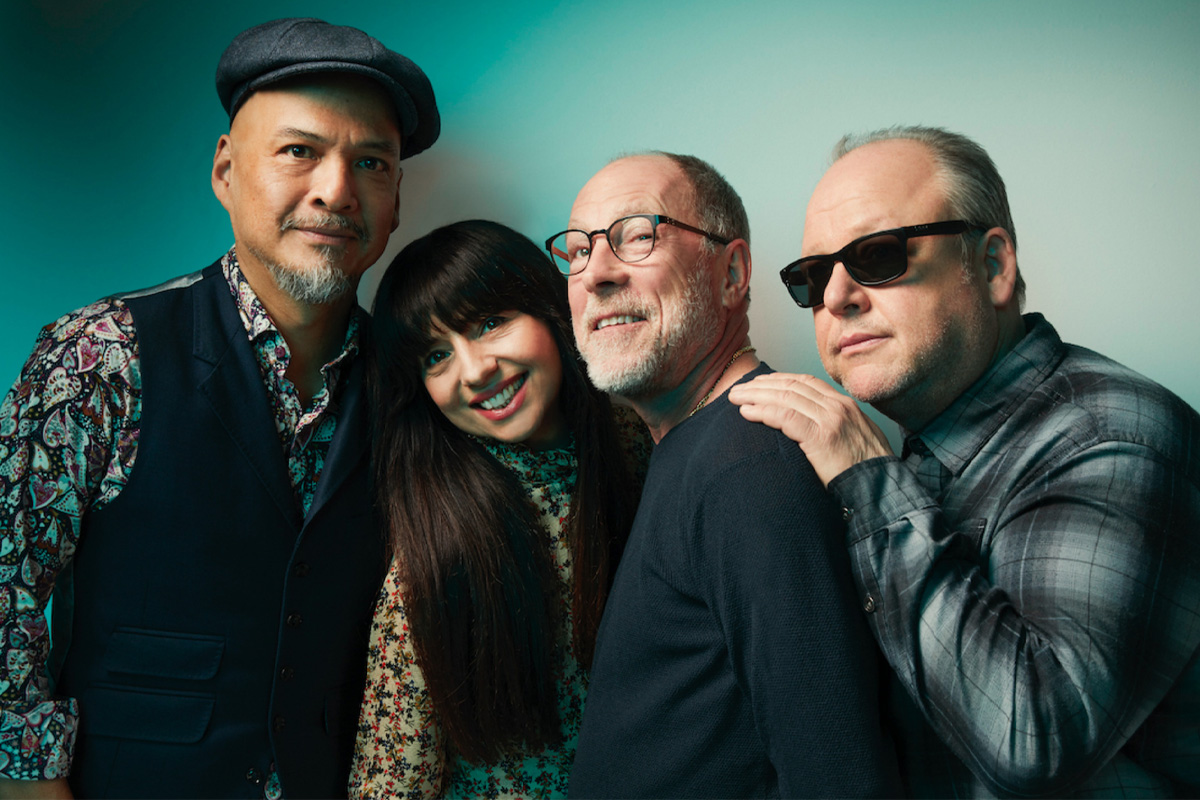Come on Pilgrim, the Pixies Are Serving up An Alt-Rock Education