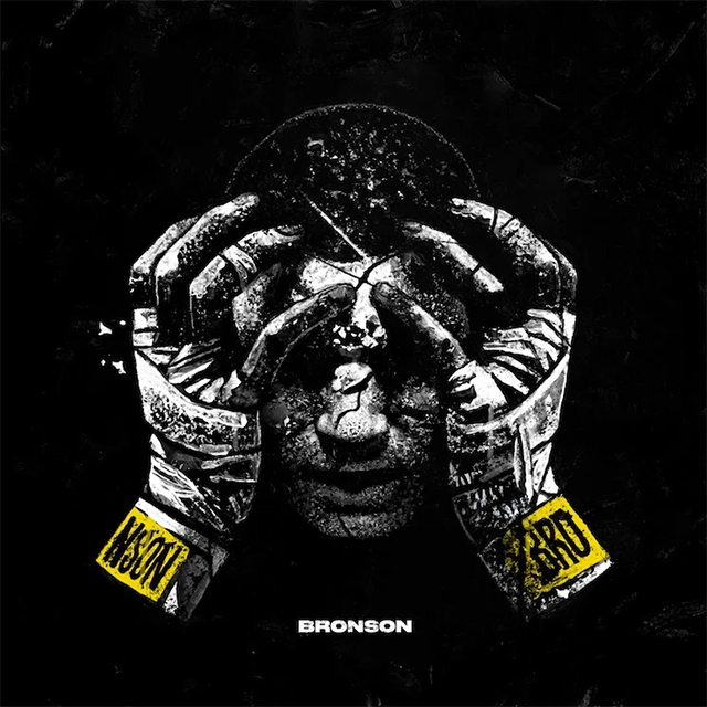 Image of the BRONSON LP cover