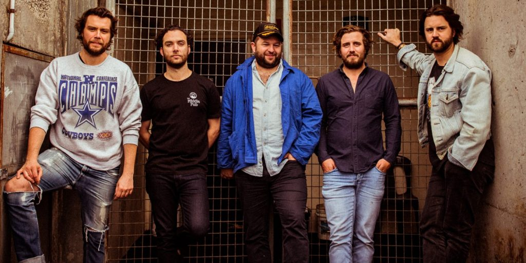 Image of Australian band Bad//Dreems whose shows were cancelled due to COVID-19 (Coronavirus)