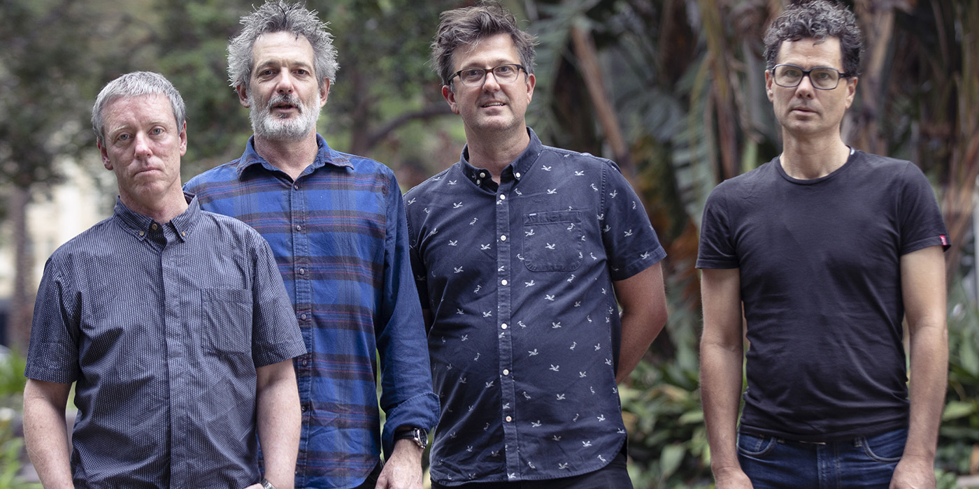 Image of Australian rock outfit Custard