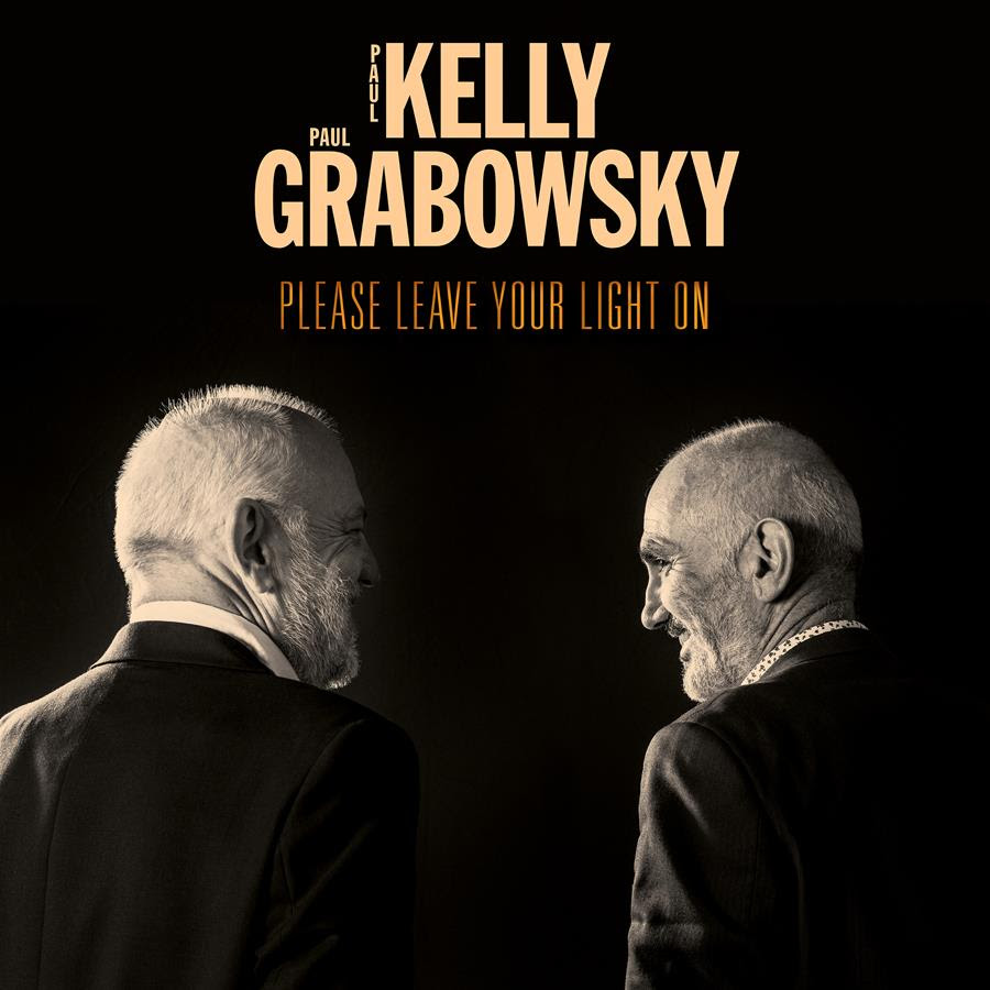 Artwork for the new album by Paul Kelly and Paul Grabowsky