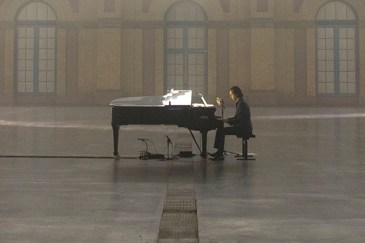 Nick Cave's 'Idiot Prayer' Is a Lonely Testament to His Greatness
