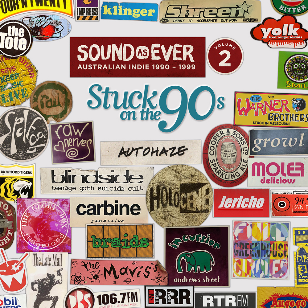 'Stuck On The 90s', the first compilation from Sound As Ever