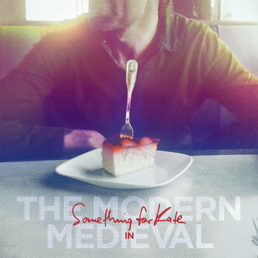 Image of the new Something For Kate album, 'The Modern Medieval'