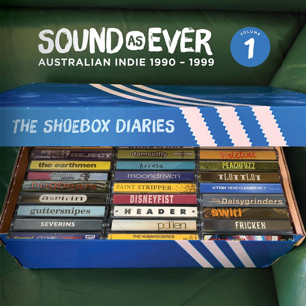 'The Shoebox Diaries', the first compilation from 'Sound As Ever'