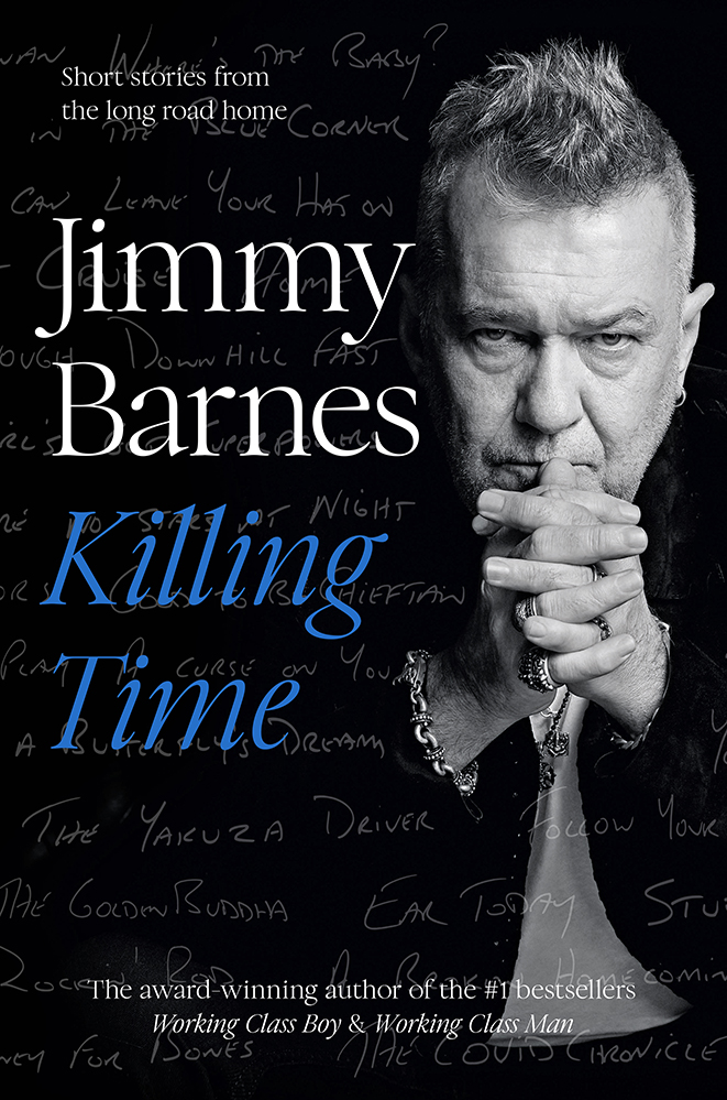 Cover of 'Killing Time' by Jimmy Barnes