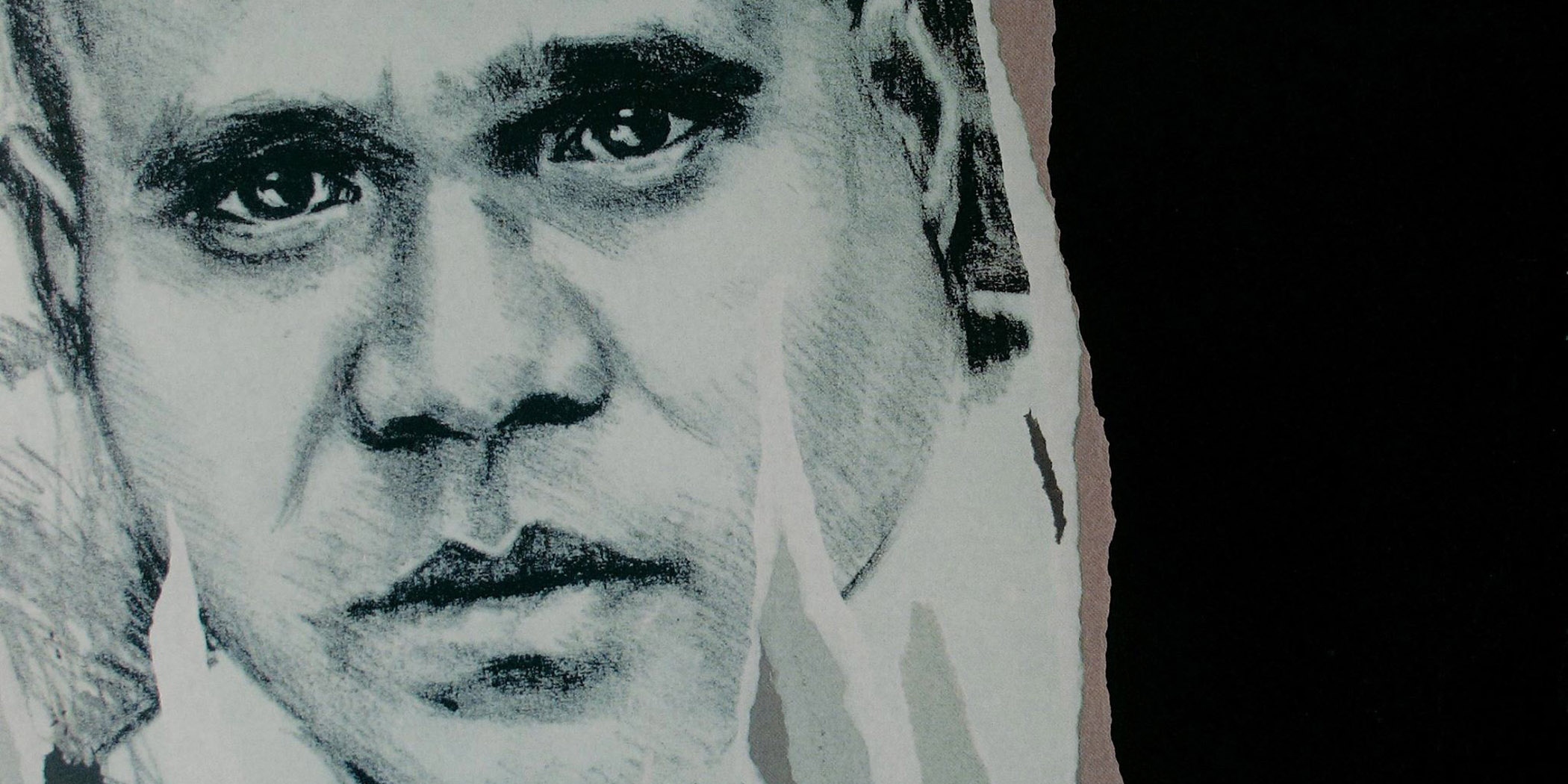 Section of 'Charcoal Lane' by Archie Roach