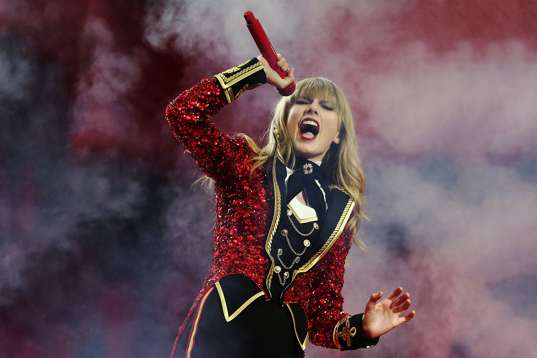 500 Greatest Albums Podcast Taylor Swift On How Red Changed Everything For Her