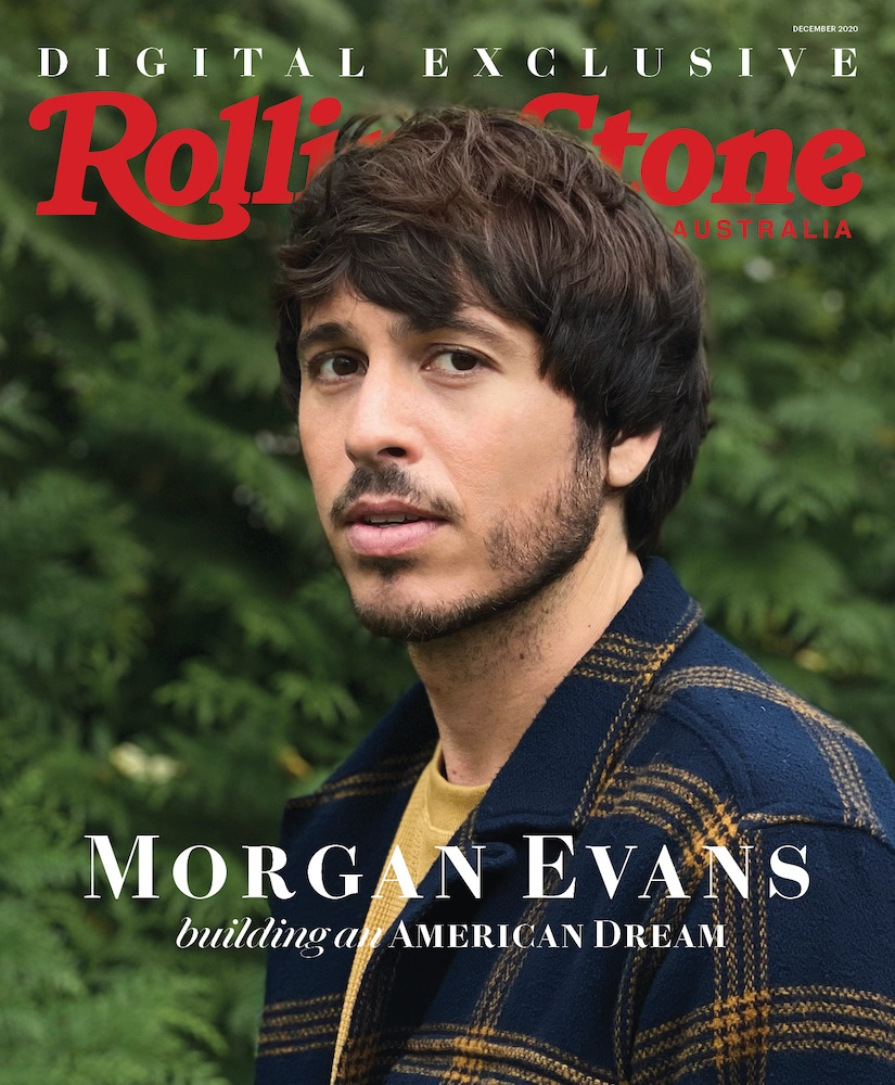 morgan evans digital cover