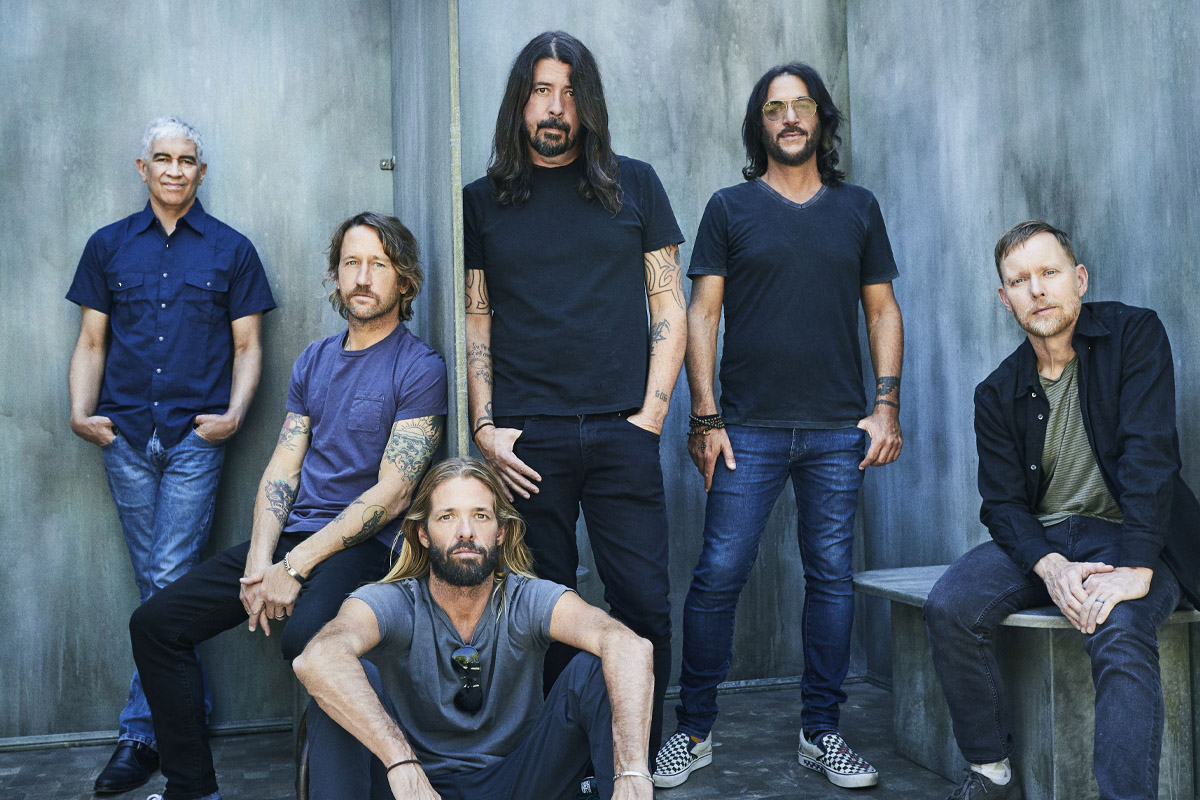 Have Foo Fighters Just Teased New Music?   Triple M