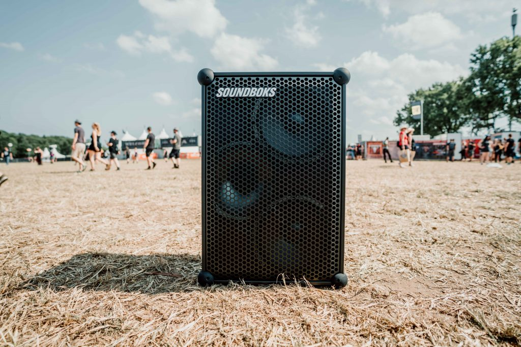 RS Recommends: SOUNDBOKS, The World's Loudest Bluetooth Speaker